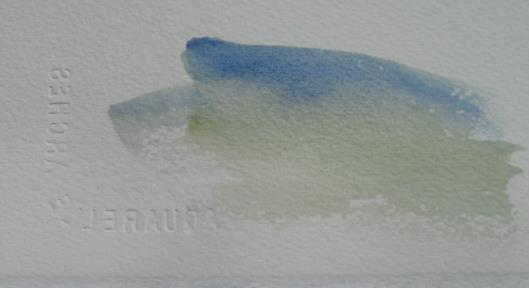 watercolor paper watermark